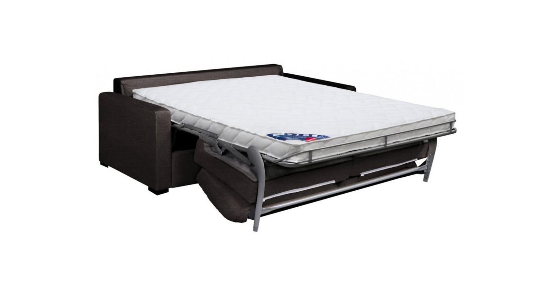 Canapé fixe ou lit Nova Grand Confort Osman livraison rapide