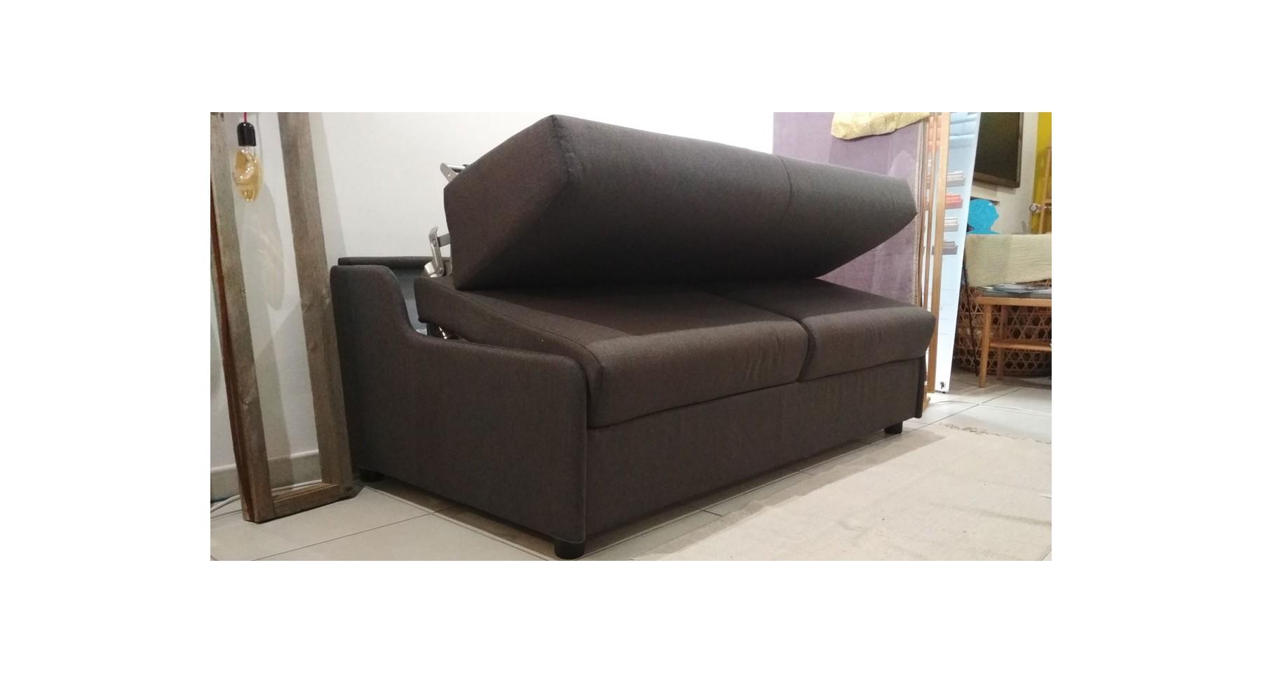 Canapé lit couchage 140 Rapido ultra pact en livraison