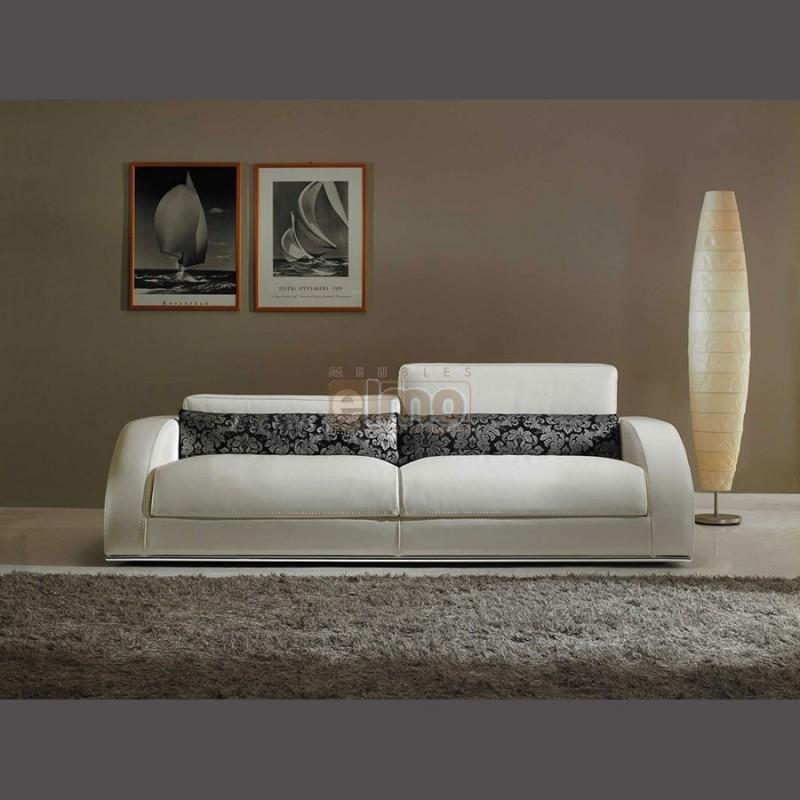 Canapé Moderne Cuir Concept