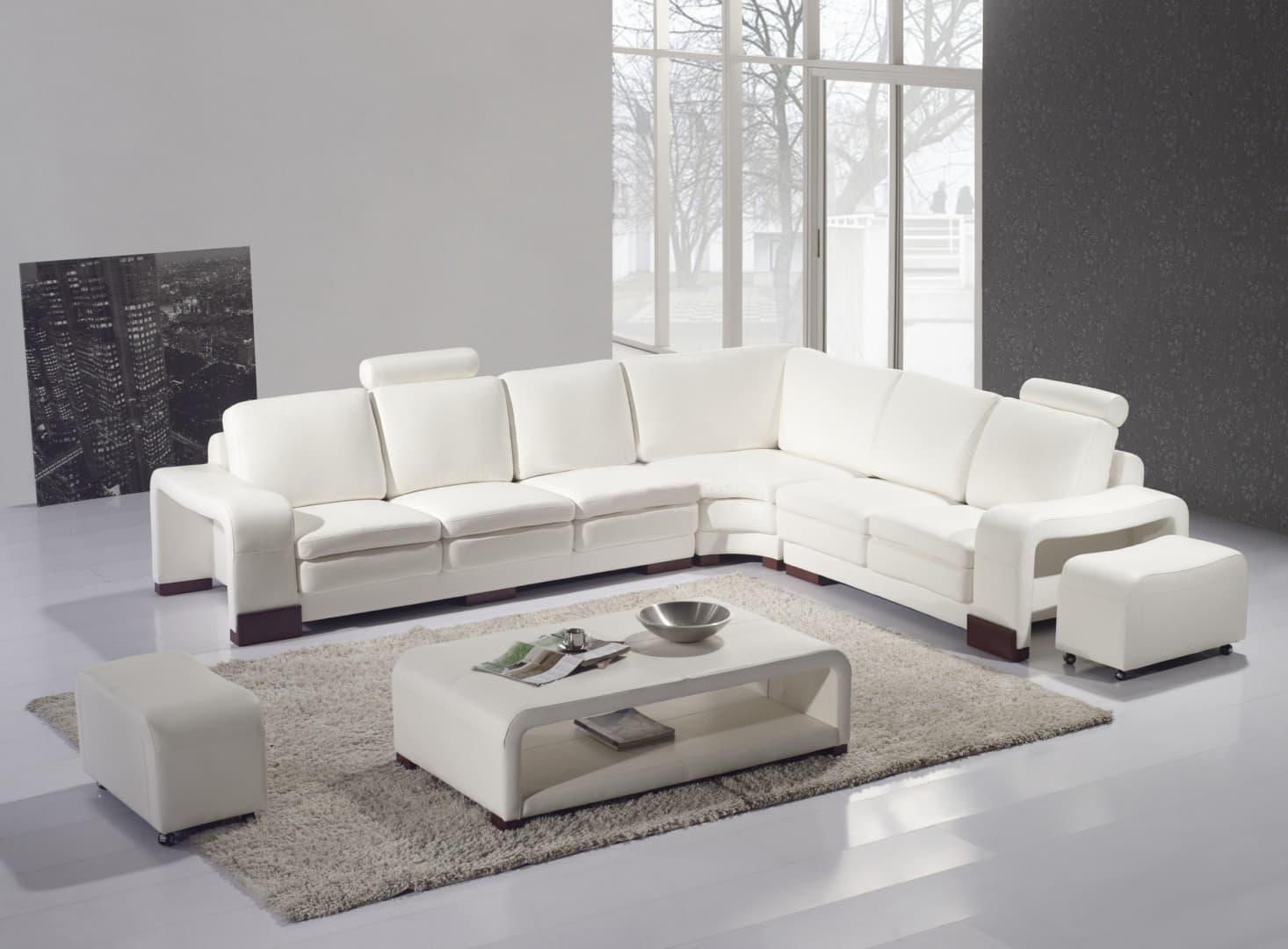 Canapé d Angle Cuir NEW YORK Canapé cuir 6 places 2