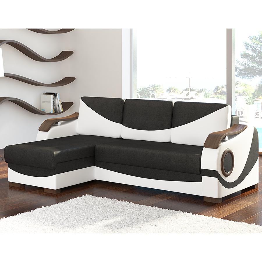 meuble de salon canapé canapé d angle gauche KASALINEA