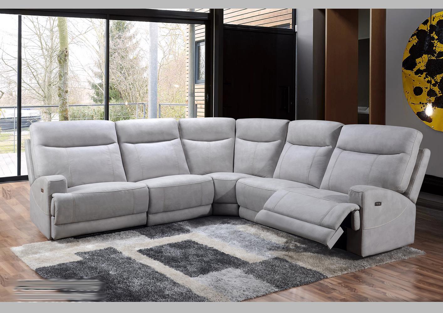 Acheter votre canapé d angle en microfibre 2 relax