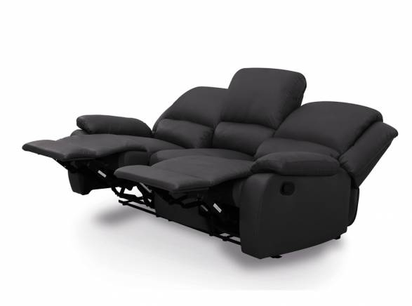 Fauteuil Relaxation 1 place Simili cuir DETENTE
