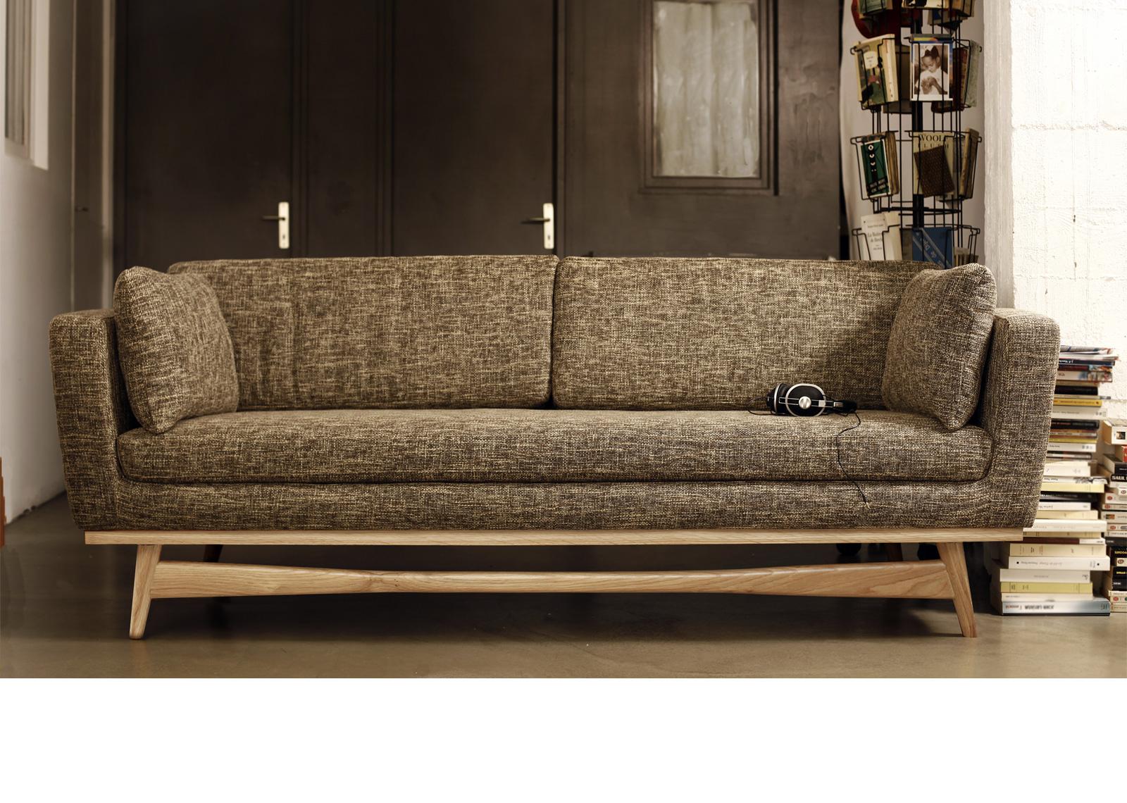 Canapé Lit Design Scandinave CY79