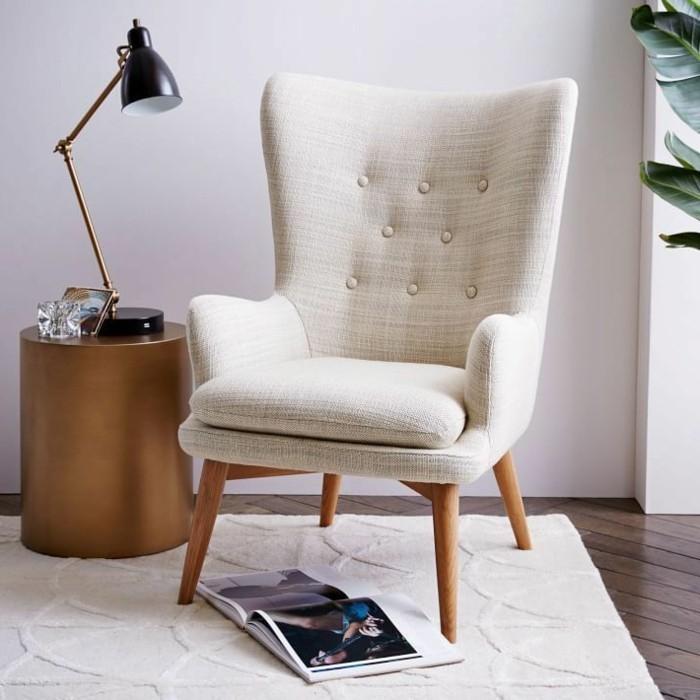 Le fauteuil scandinave confort utilité et style à la
