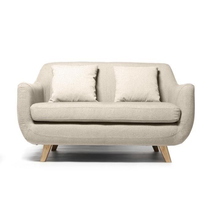 Canape design scandinave pas cher