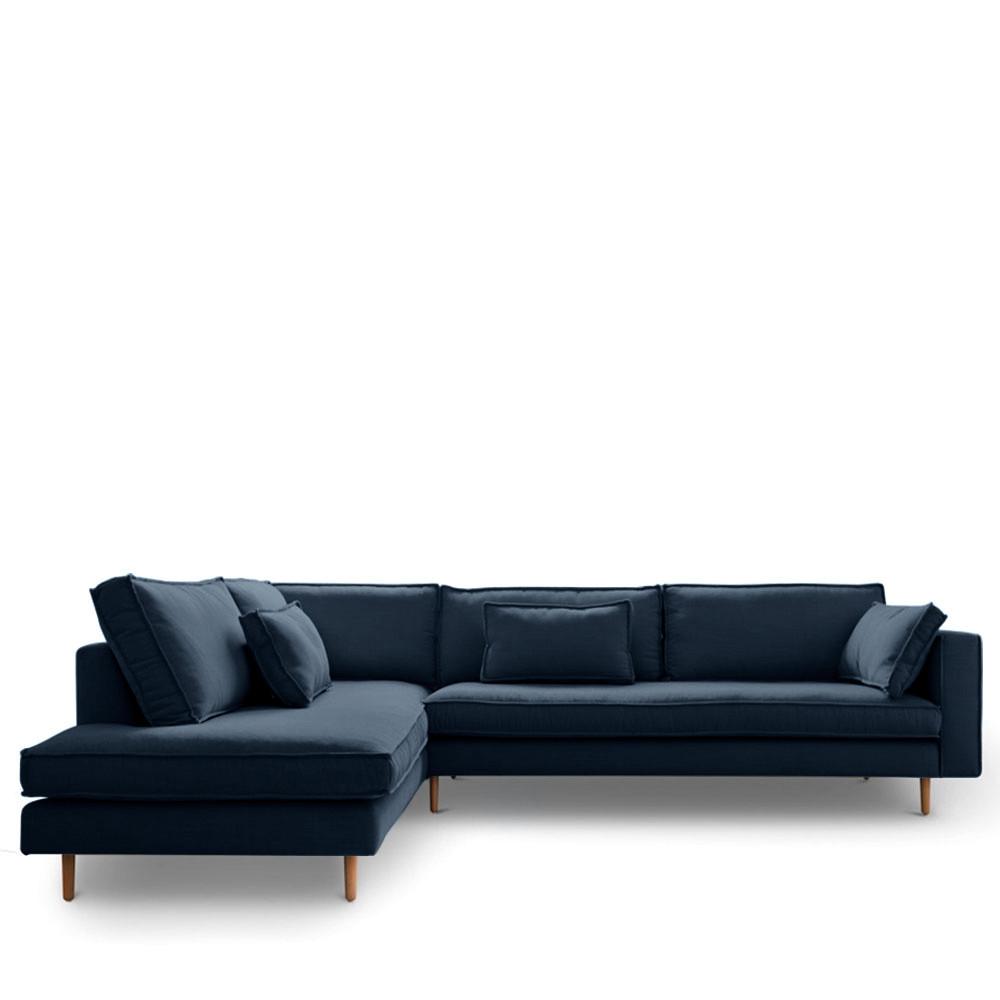 Canapé d angle gauche tissu Stockholm by Modalto Drawer