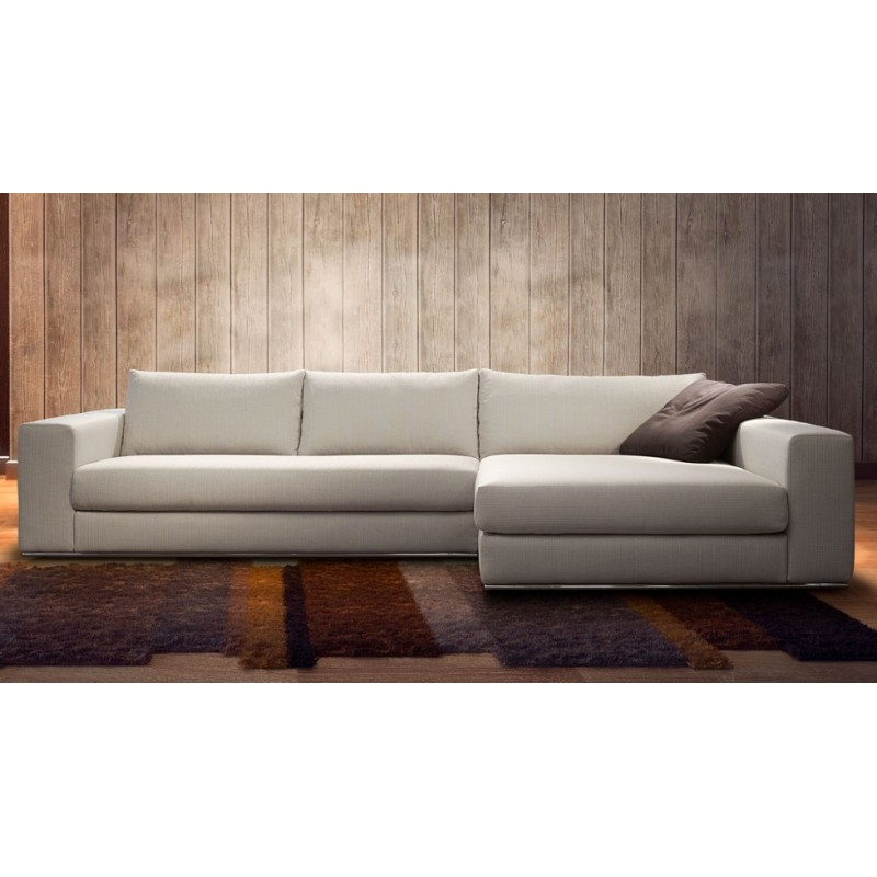 Canapé d angle tissu haut de gamme Portofino par Verysofa