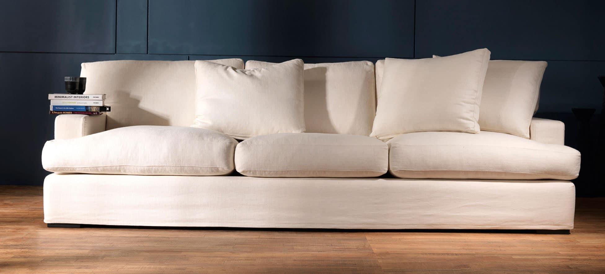 Canapé tissu haut de gamme Penthouse 2 5 3 places au