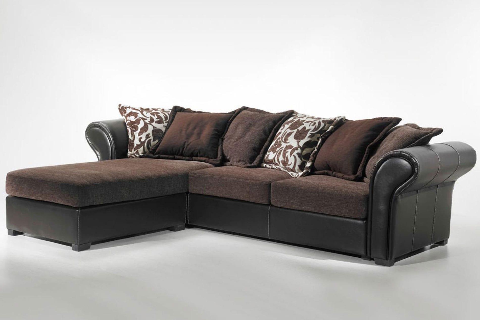 5 façon de décorer un canapé marron Accueil