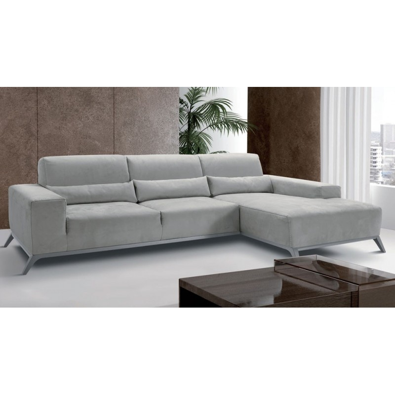 Canapé d angle design fabrication haut de gamme en tissu