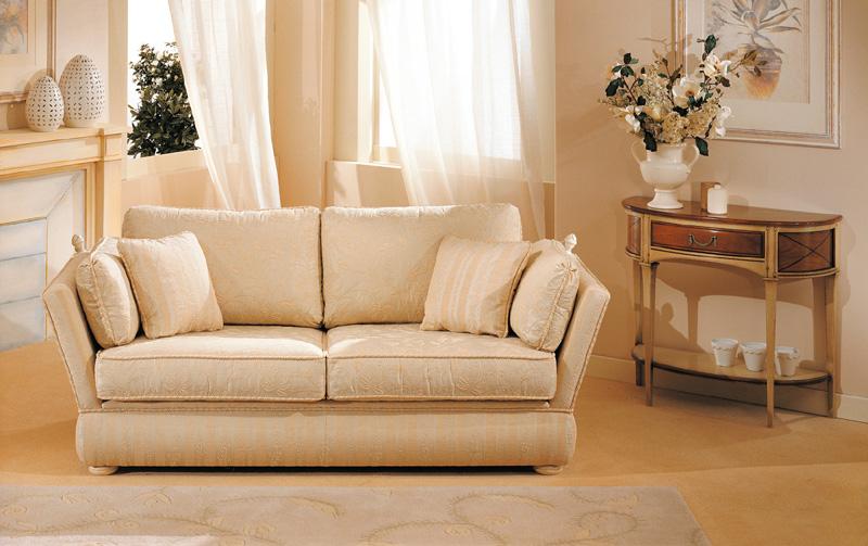 canape tissu luxe