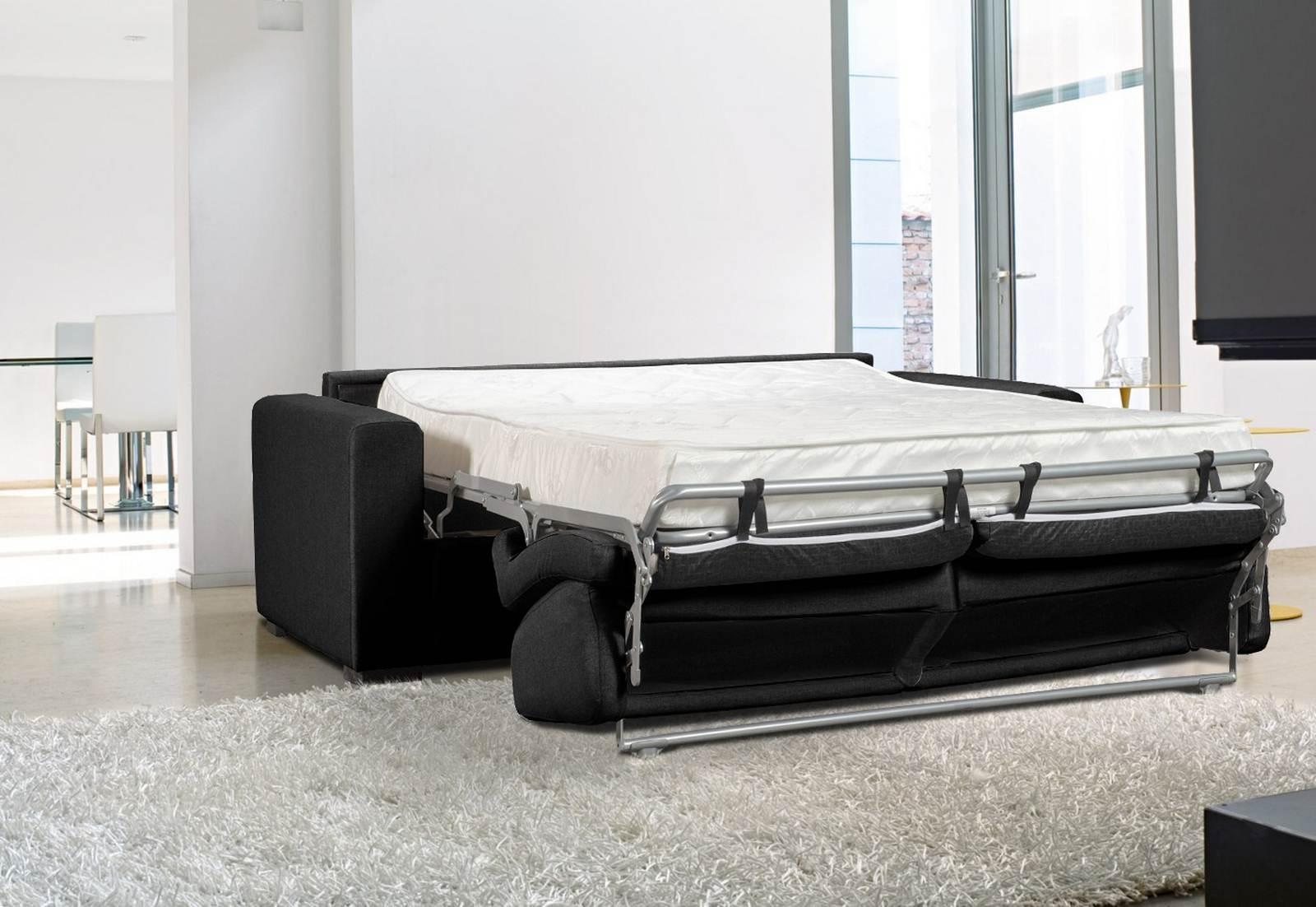 DECO IN PARIS Canape convertible 3 places louna luxe en