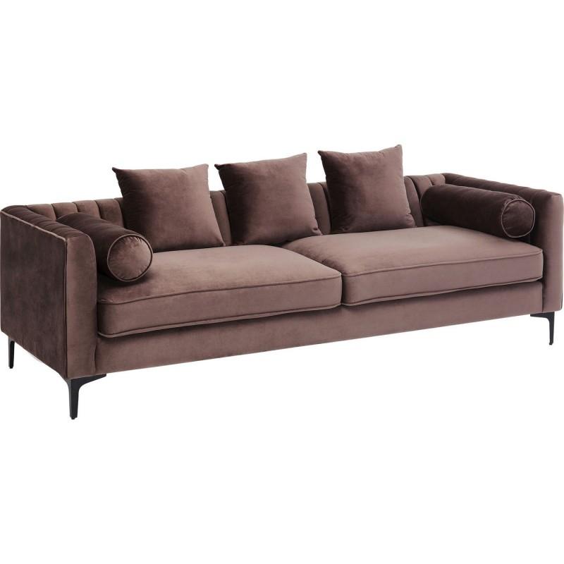 Canapé contemporain gris Variete Kare Design