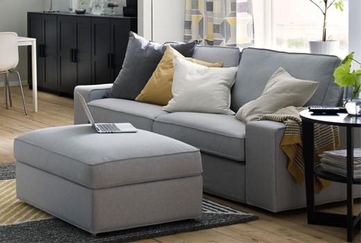 Canapé tissu pas cher et design
