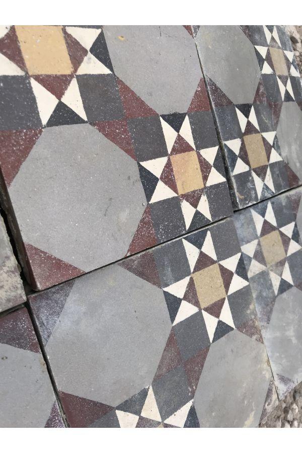 Carreaux ciment anciens PRI MAT