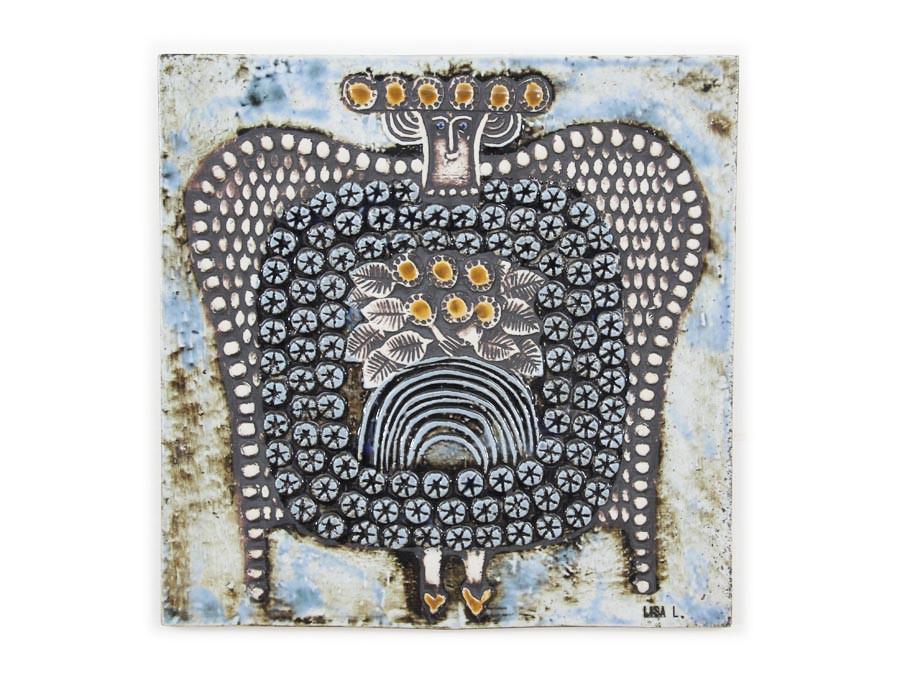 Carreau scandinave en céramique émaillée Galerie Møbler