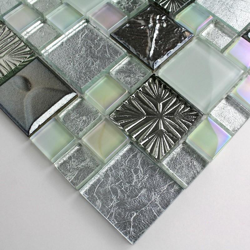 carrelage verre et céramique mosaique CENOVO carrelage