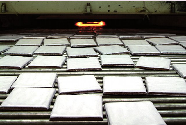 ICV • Industrie céramique Récupération d'énergie lors de
