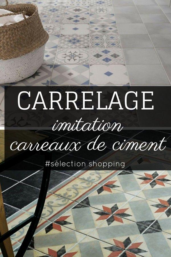 Carrelage Imitation Carreaux de Ciment 7 Idées Tendance