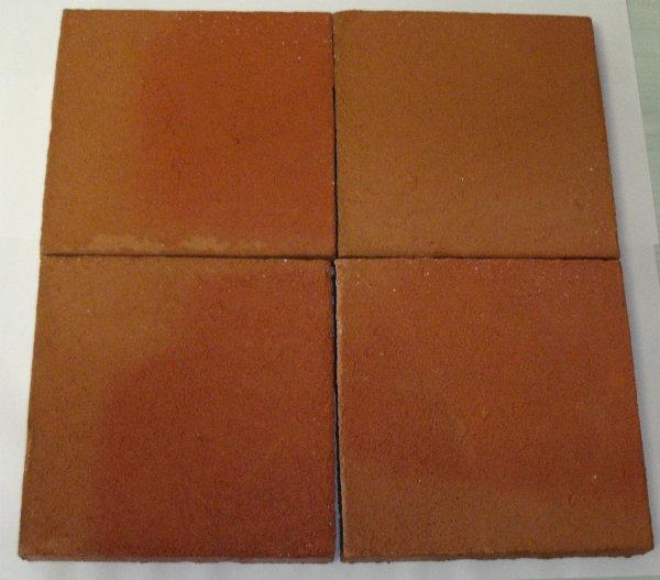 Carreaux et carrelage en terre cuite Briquetterie Capelle