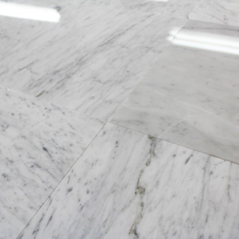 Carrelage 30x30 Blanc Carrelage Marbre Poli Blanc Carrare Lucido Piccolo