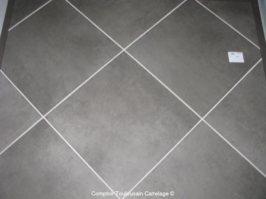 Carrelage blanc brillant 60x60 pas cher Atwebster
