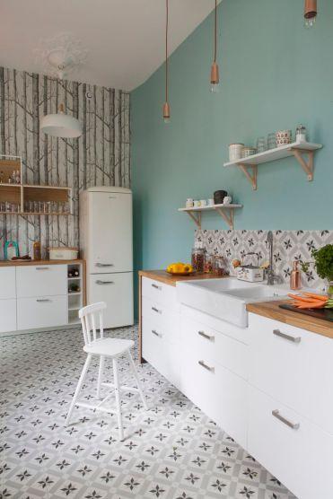 Guia pleto para pintura de banheiros e cozinhas