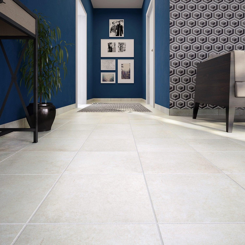 Carrelage Blanc 30x30 Carrelage sol Et Mur Beige Effet Pierre Monastère L 30 X L