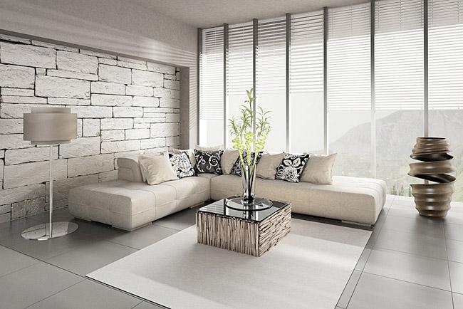 Carrelage De Luxe Salon Design Parquet ★ Carrelage Pierre Interieur De Luxe