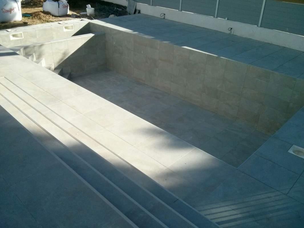 Carrelage exterieur piscine