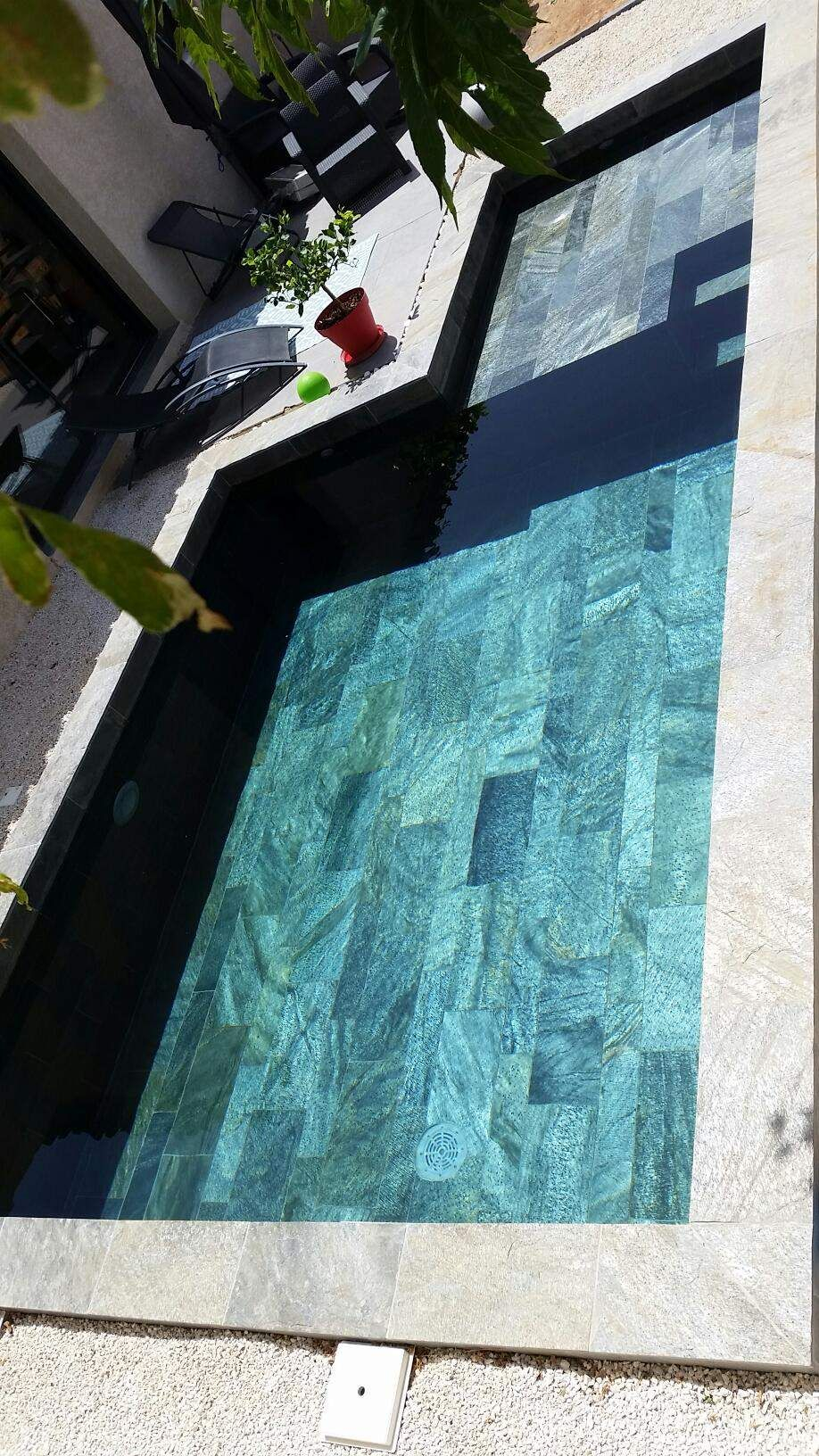 carrelage piscine quartzite pierre naturelle