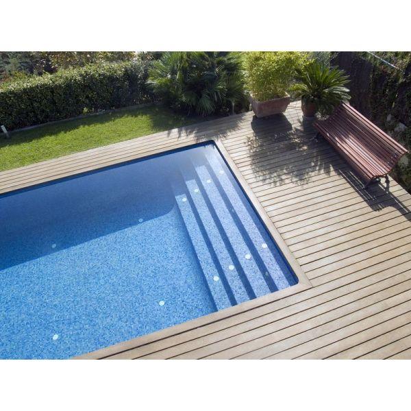 Le carrelage de piscine antidérapant