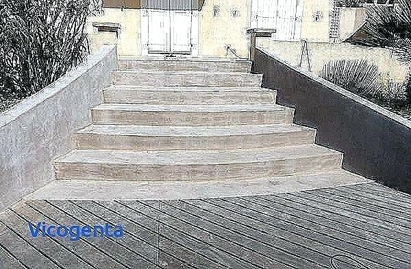 Carrelage Escalier Exterieur Antiderapant Pour En Pour En