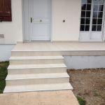 Carrelage Escalier Extérieur Carrelage Sarl Simode Brisson Maconnerie Renovation Pose