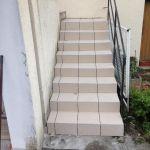 Carrelage Escalier Extérieur Escalier Exterieur Carrelage Poser Du Carrelage Sur Un