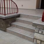 Carrelage Escalier Extérieur Finition Escalier Beton Exterieur Elegant Marche Exterieur