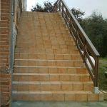 Carrelage Escalier Extérieur Rampe Escalier Extérieur Et Carrelage