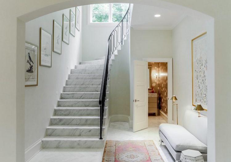 Créez un design intérieur raffiné grâce à l'escalier en