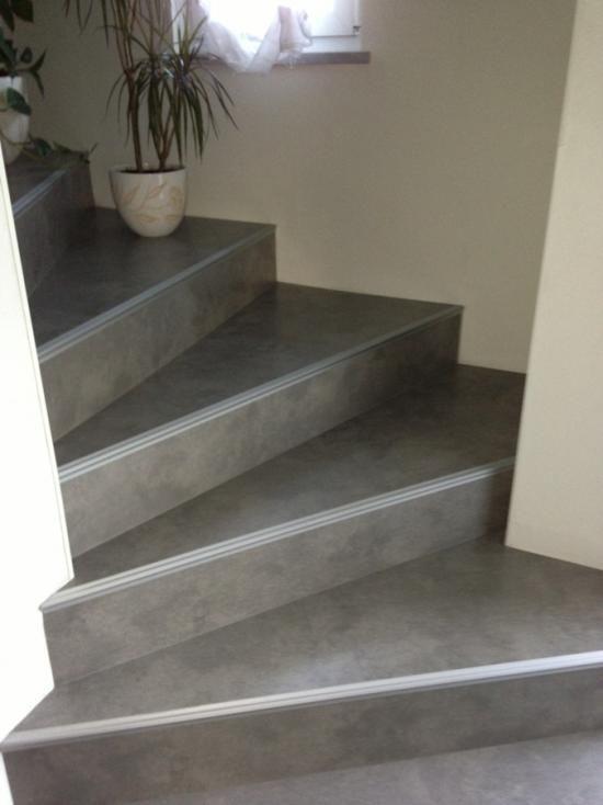 Maytop Tiptop Habitat Habillage d'escalier rénovation