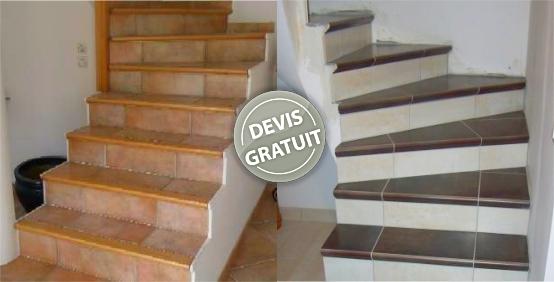 Trucs et astcuces pour bien choisir le carrelage d un escalier