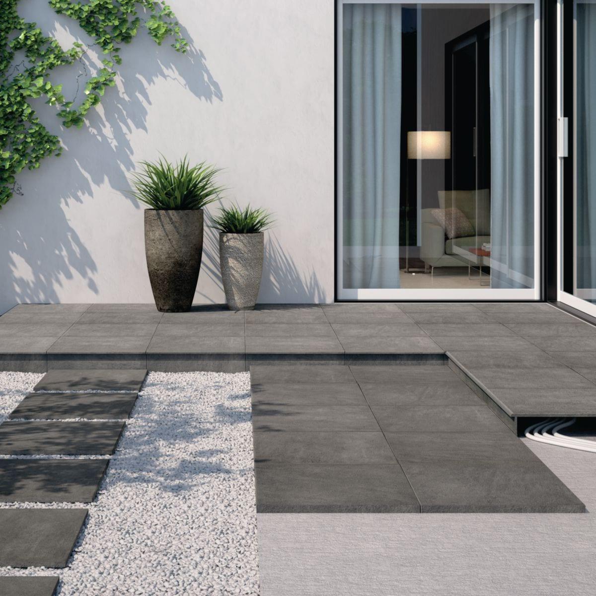 ARTE DESIGN Carrelage sol extérieur grès cérame Factory