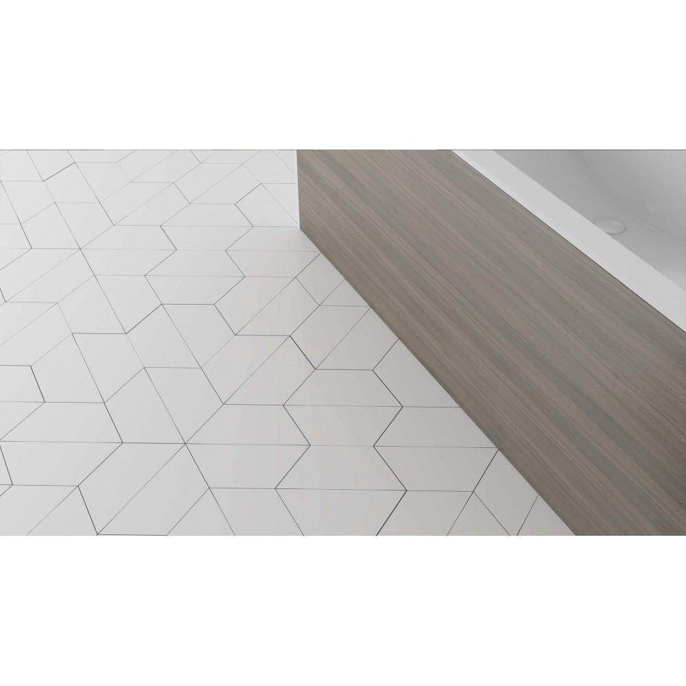 Carrelage grès cérame Trapez Floor effet graphique 3