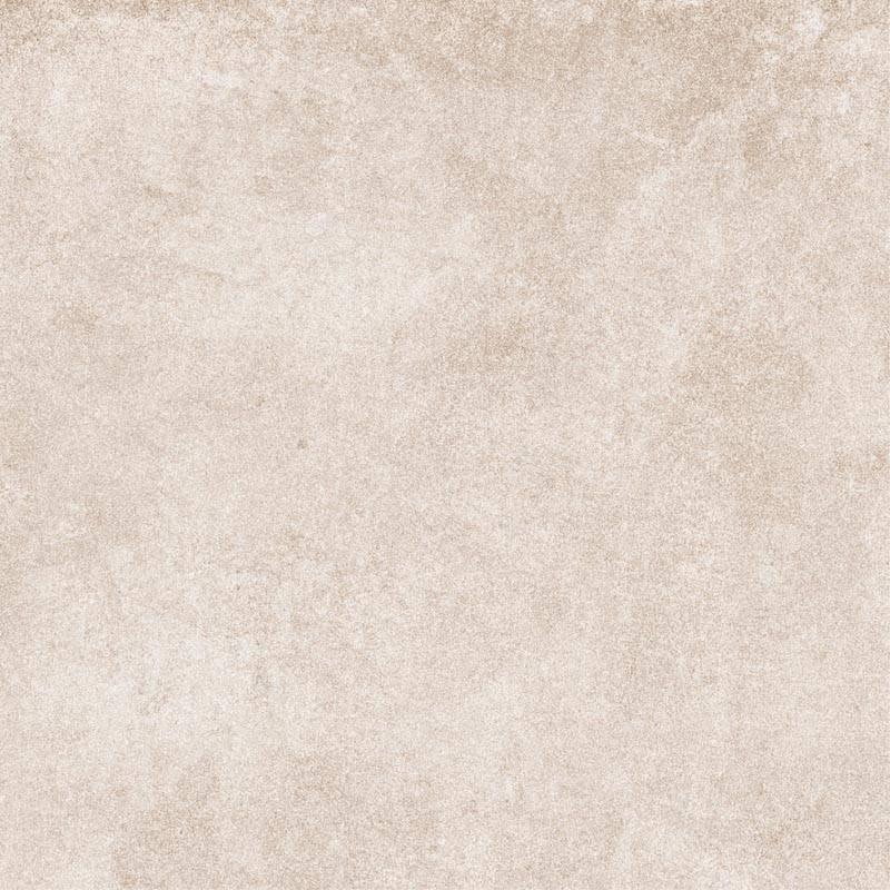 Carrelage sol et murs 25 x 25 cm crème style terrazzo