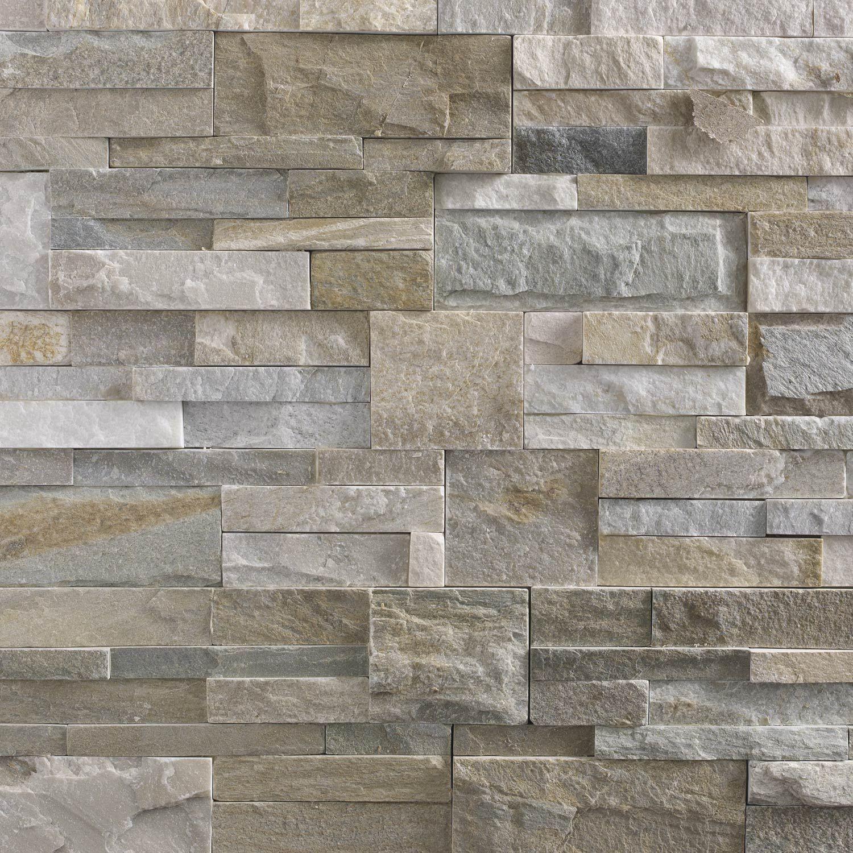 Plaquette de parement Elégance en pierre naturelle beige