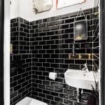 Carrelage Mural Wc Déco Wc Du Carrelage Pour Des toilettes Stylés Côté Maison
