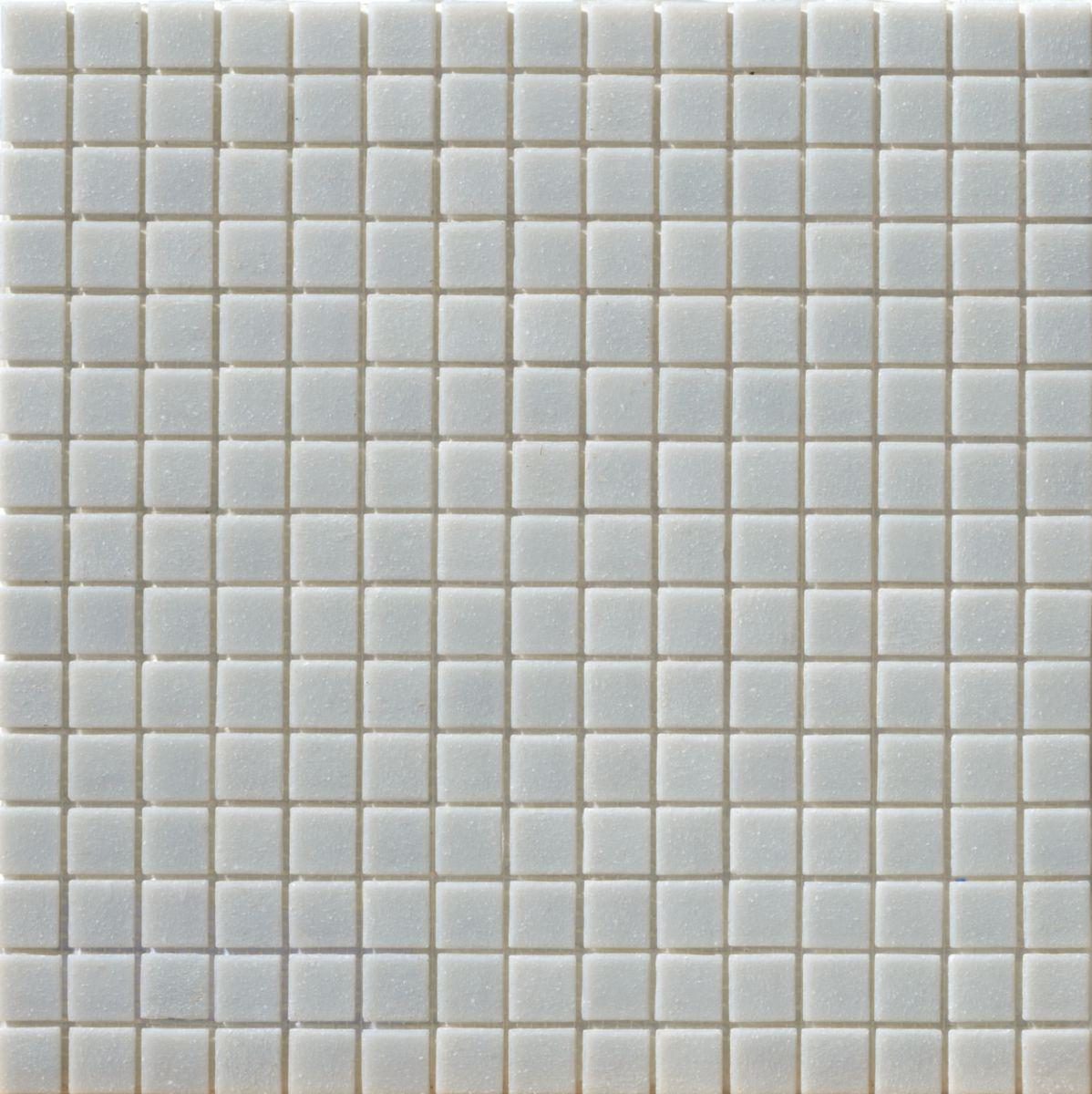Pâte de verre Mosaico Tanticolori grigio C mat lustré