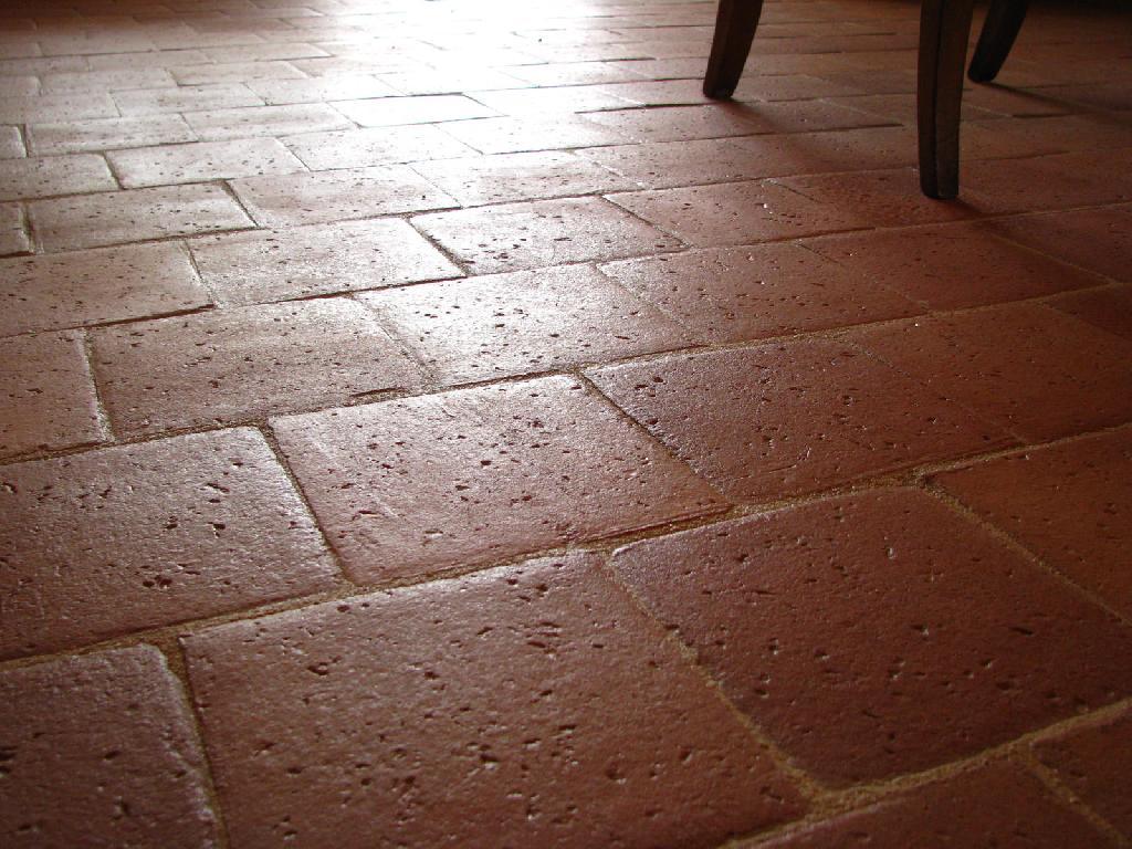 carreaux anciens carrelage finition terre cuite