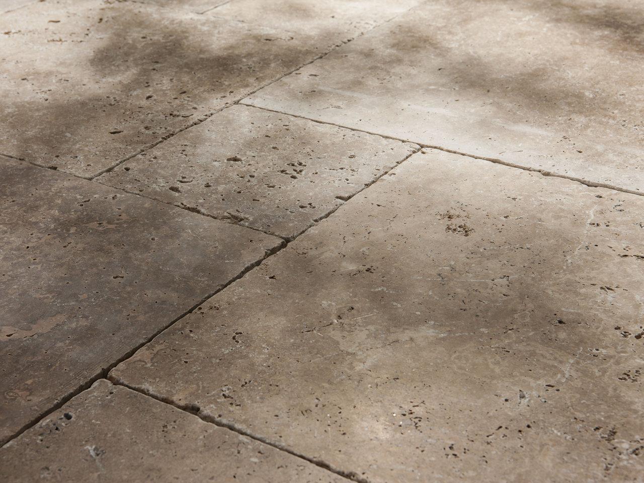 APPIA Carrelage travertin pierre naturelle extérieur
