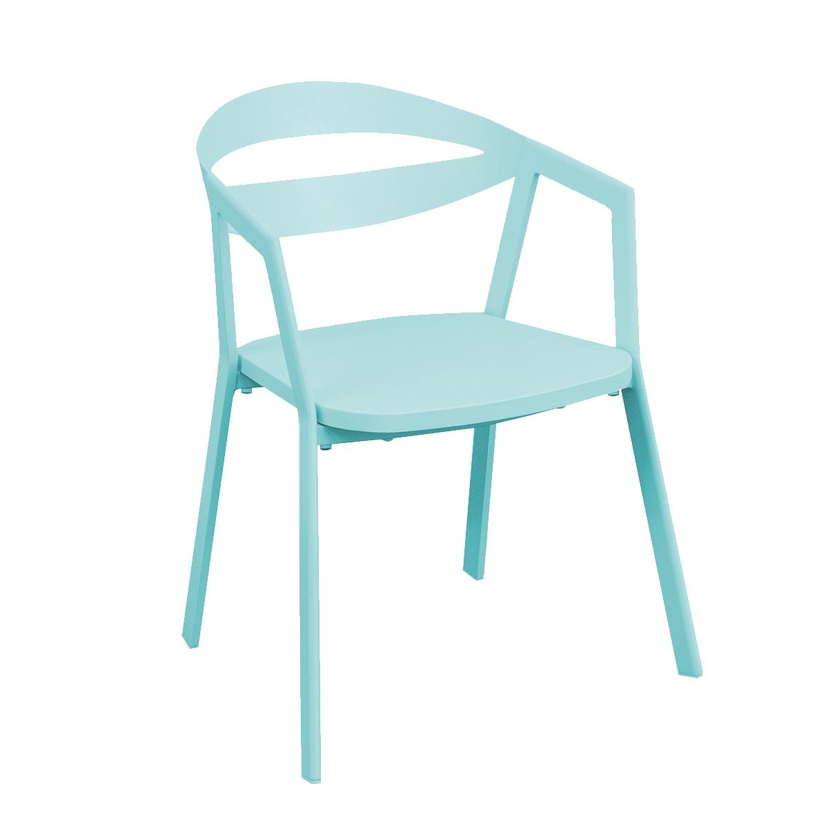 Chaise alu exterieur Lavila Zendart Outdoor Zendart Design